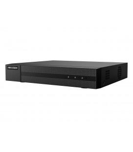 Videoregistratore DVR 4 Canali 5 In 1 HDTVI AHD CVI CVBS IP Turbo HD 4CH@2MP P2P Cloud H.264+/H.264 HiWatch HWD-5104M