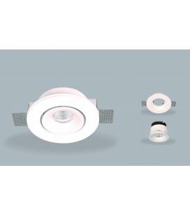 Faretto Gesso e Alluminio EXGA1008 LED 11w