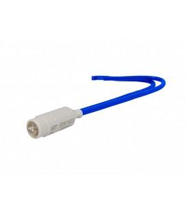 SANDASDON Lampada Led Blu 220V 0.5W Compatibile Vimar Plana e Arke
