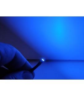 10 Pezzi Micro Mini Lampada Led Con Filo 12V Smd 3528 Colore Blue Luci Spia Per Auto Jeep