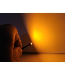 10 Pezzi Micro Mini Lampada Led Con Filo 12V Smd 3528 Colore Giallo Luci Spia Per Auto Jeep